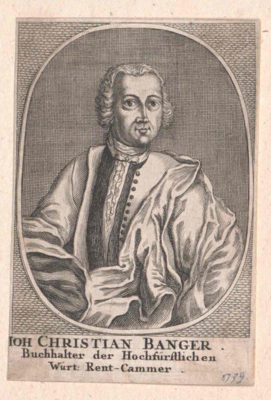 Banger, Johann Christian