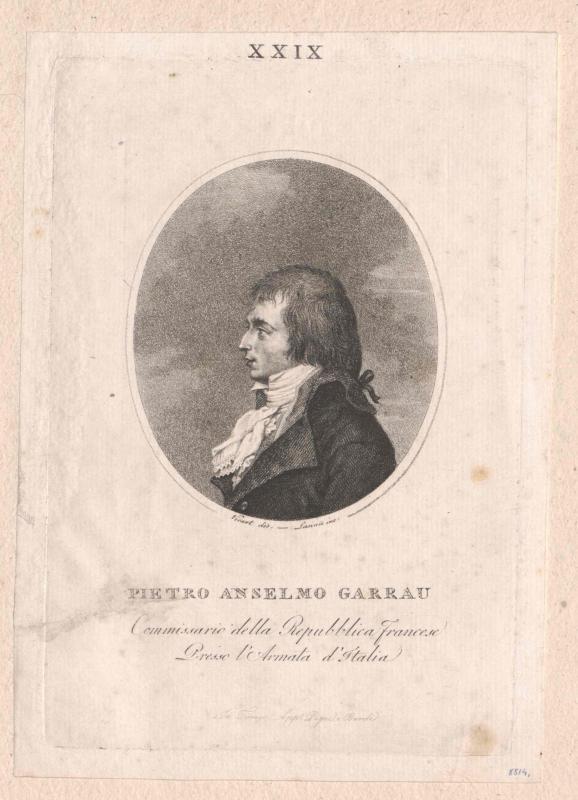 Garrau, Pierre Anselm