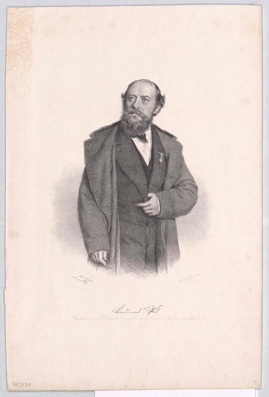 Perl von Hildrichsburg, Ferdinand Ritter von