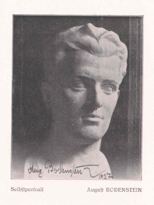 Bodenstein, August