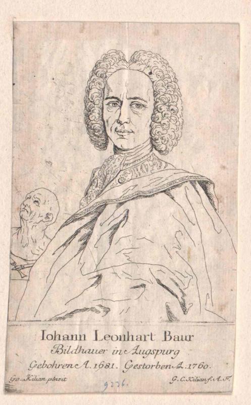 Baur, Johann Leonhard