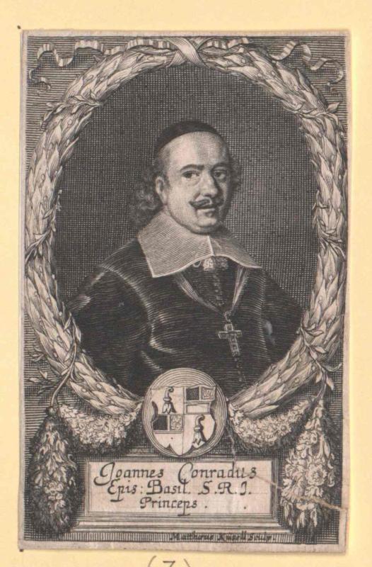 Roggenbach, Johann Konrad von