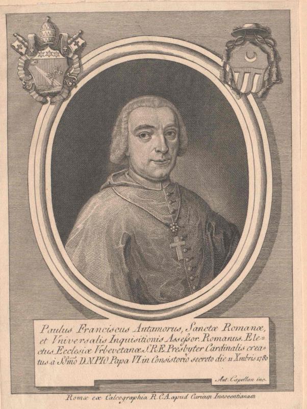 Antamori, Paolo Francesco