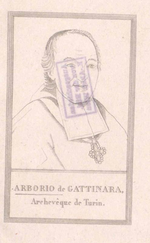 Arborio di Gattinara, Angelo Antonio