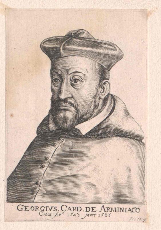 Armagnac, Georges d'