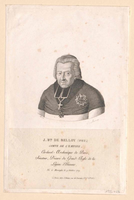 Belloy, Jean Baptiste de