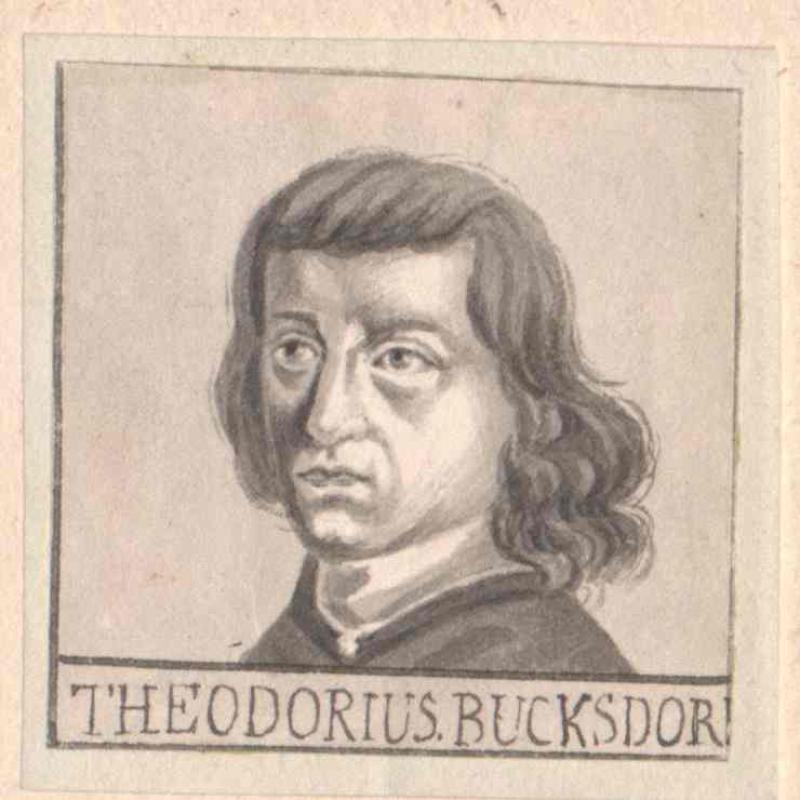 Bocksdorf, Dietrich von