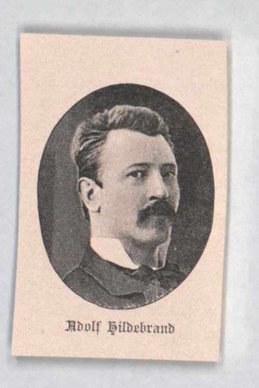 Hildebrand, Adolf von