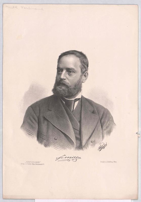 Miller, Ferdinand von