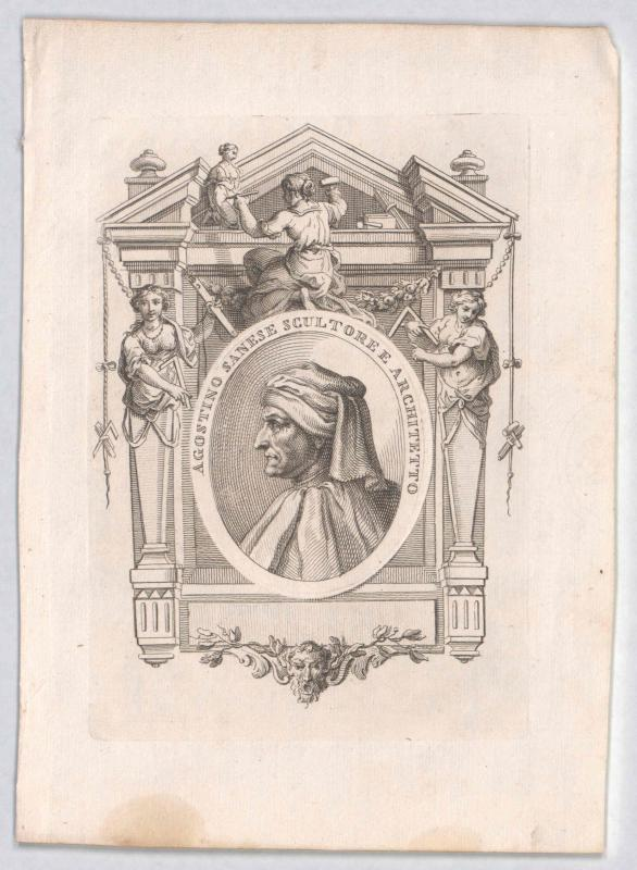 Sanese, Agostino