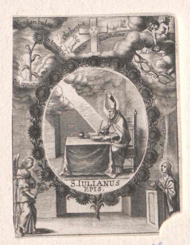 Julianus, Bischof von Le Mans, Heiliger