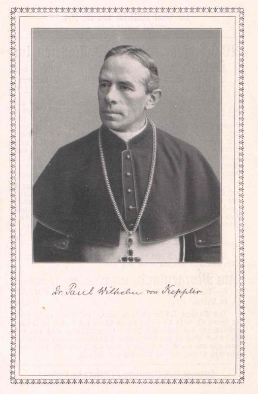 Keppler, Paul Wilhelm von