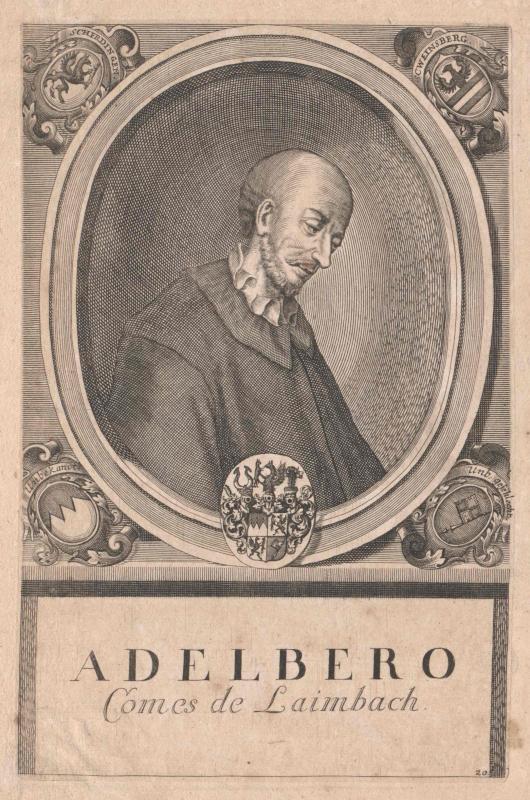 Adalbero, Heiliger
