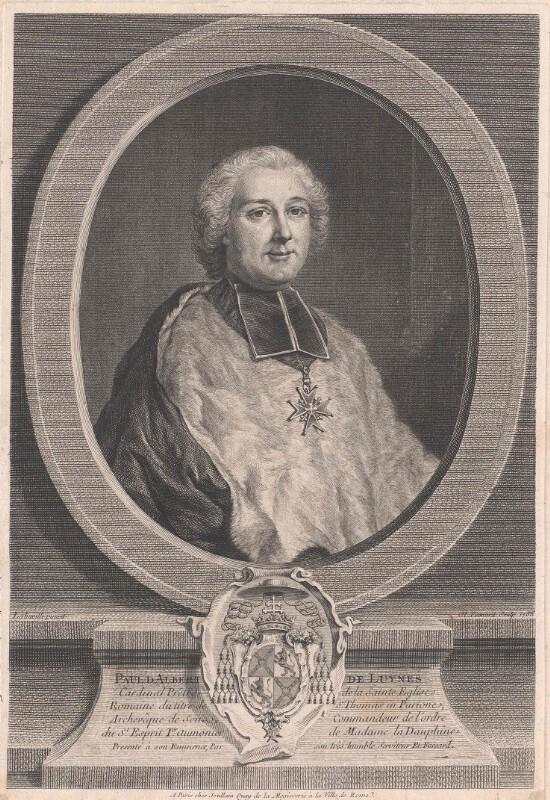 Albert de Luynes, Paul d'