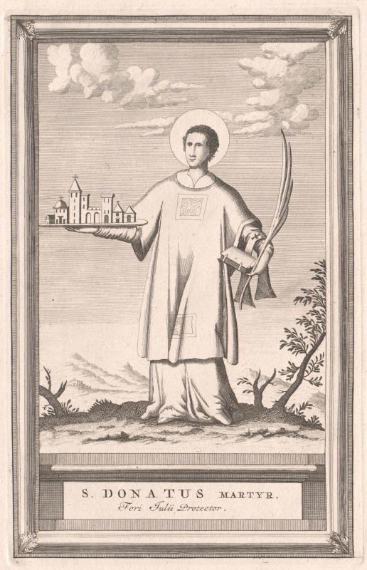 Donatus, Heiliger