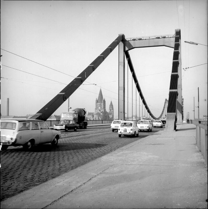 Wien 20, Reichsbrücke