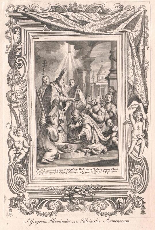 Gregor, Heiliger der Erleuchter