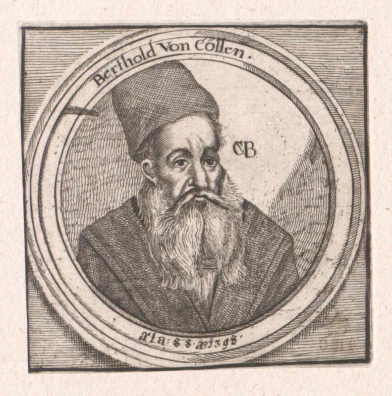Coelln, Berthold von