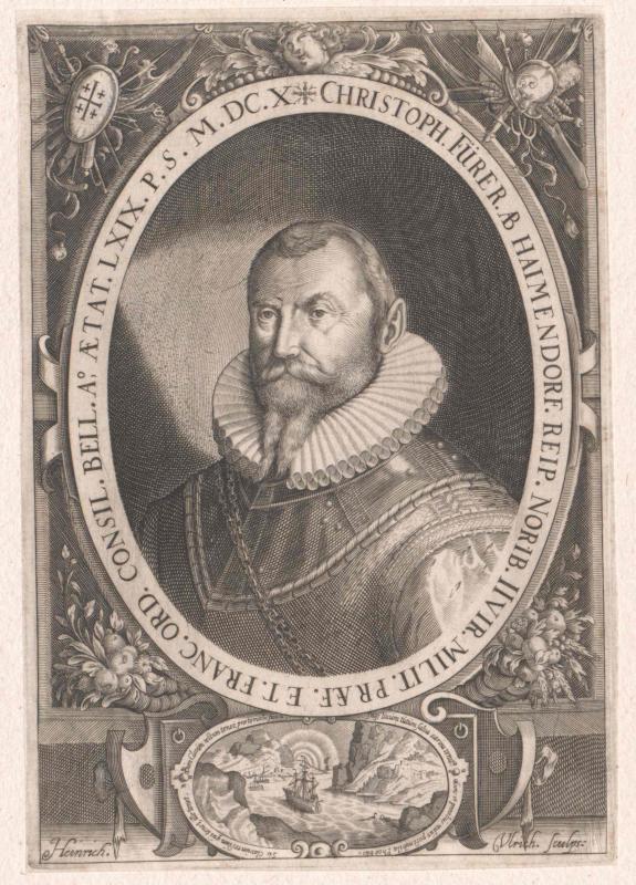 Fürer von Haimendorf, Christoph
