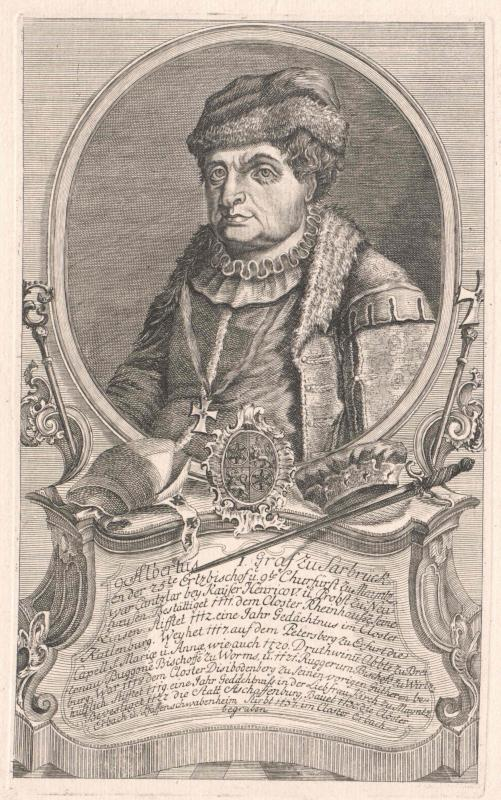 Adalbert I., Erzbischof von Mainz