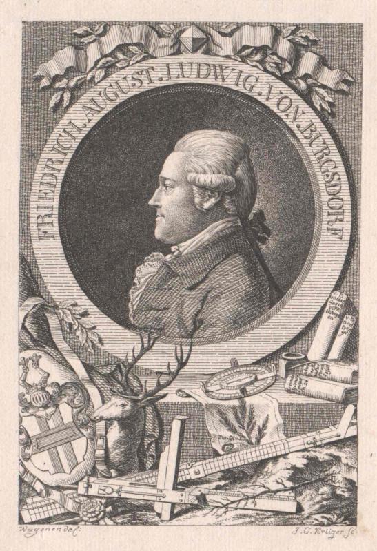 Burgsdorf, Friedrich August Ludwig von