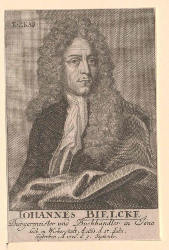 Bielcke, Johannes
