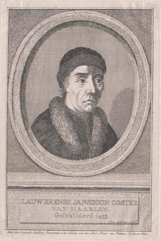 Coster, Laurens Janszoon