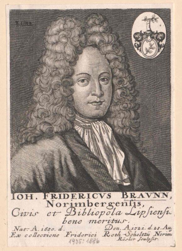 Braun, Johann Friedrich