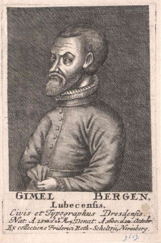 Bergen, Gimel