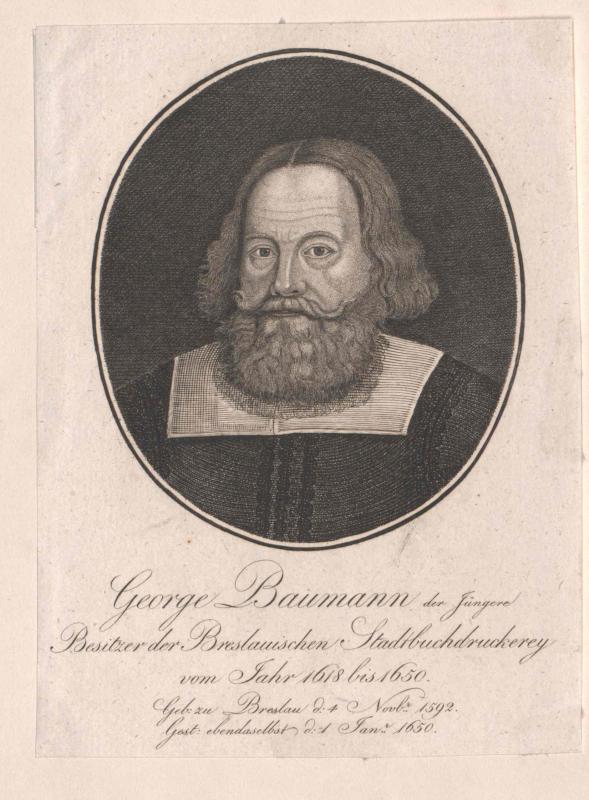 Baumann, Georg