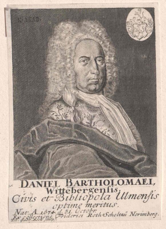 Bartholomäi, Daniel