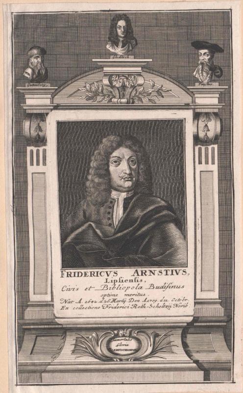 Arnst, Friedrich