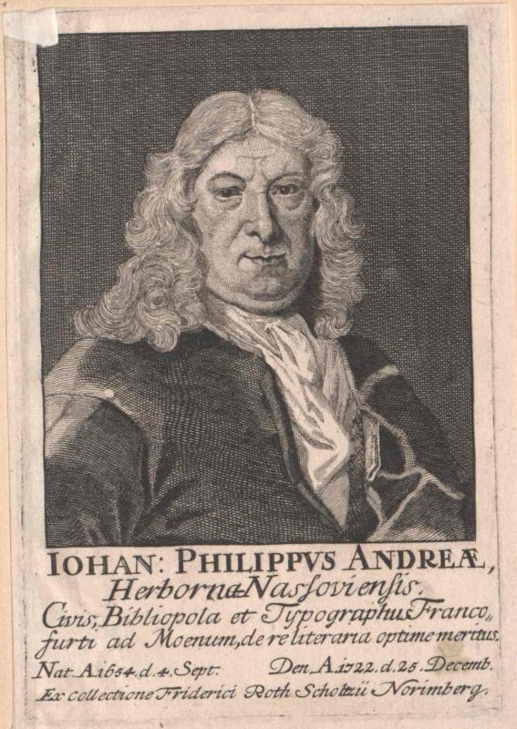 Andreae, Johann Philipp