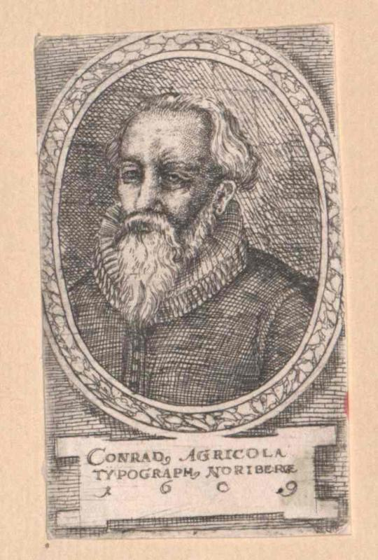 Agricola, Konrad