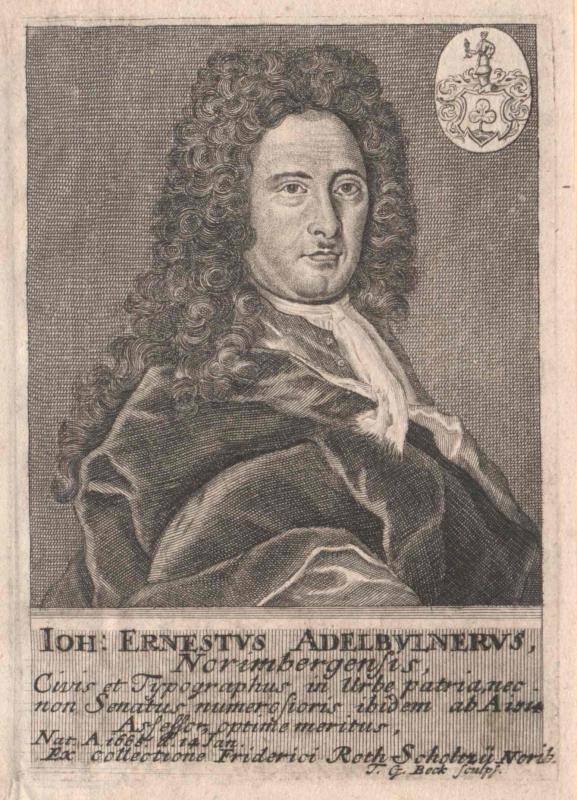Adelbulner, Johann Ernst