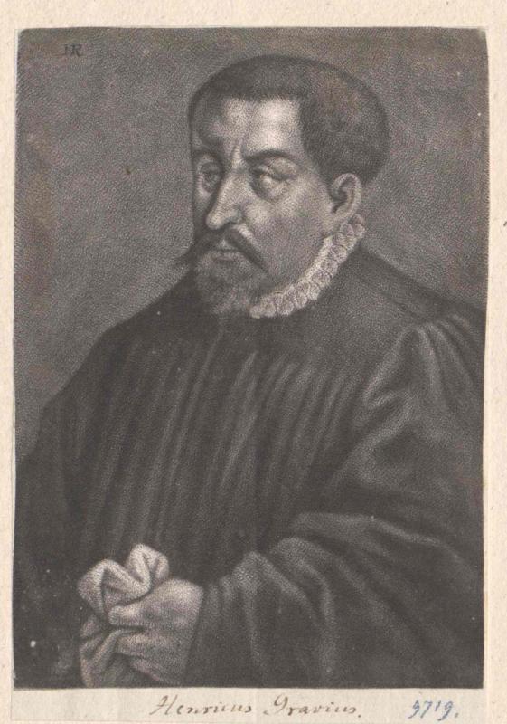 Grav, Heinrich