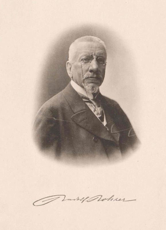 Rohrer, Rudolf Maria von