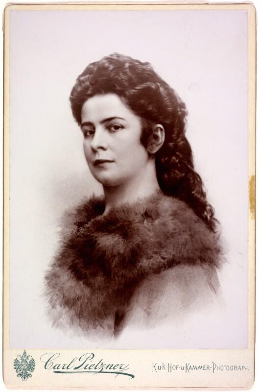 Elisabeth, Kaiserin von Österreich (1837-1898)