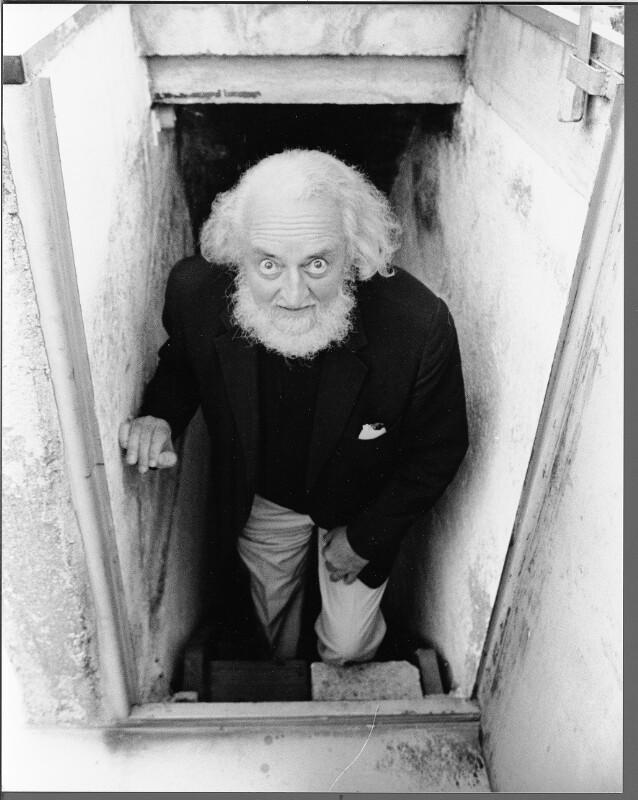 Bildnis Gottfried von Einem (1918 - 1996)
