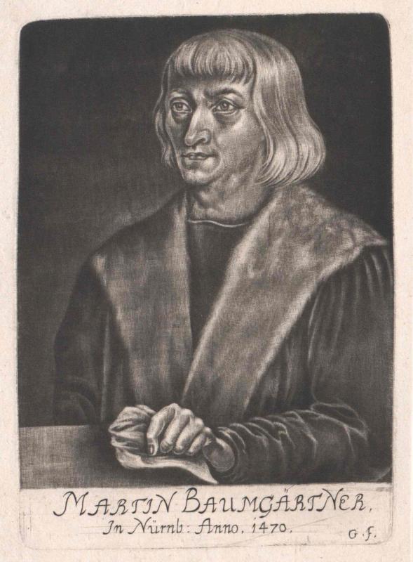 Baumgärtner, Martin