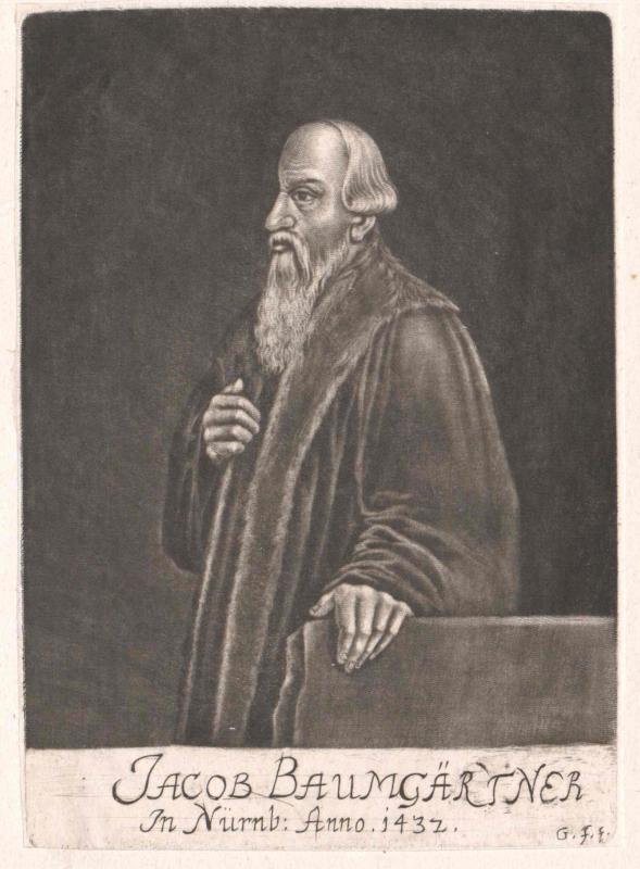 Baumgärtner, Jacob