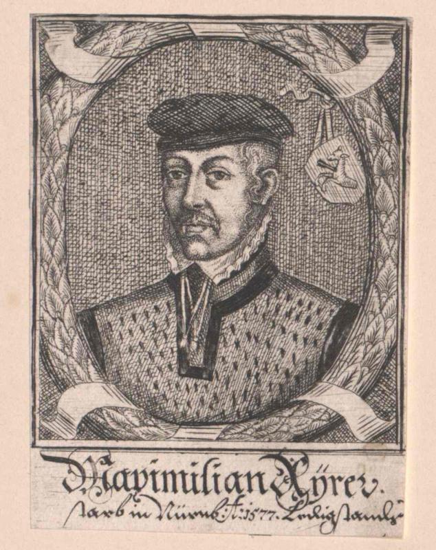 Ayrer, Maximilian