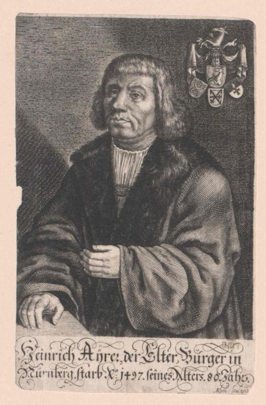 Ayrer, Heinrich