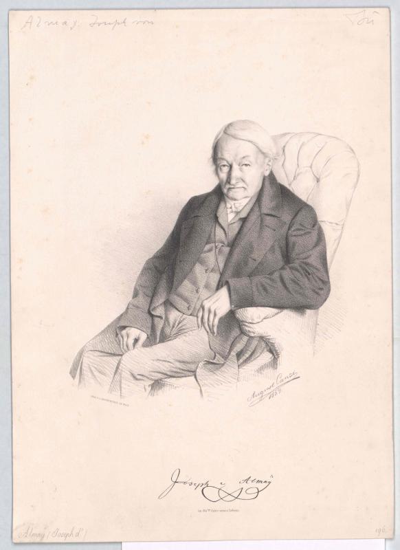 Almay, József