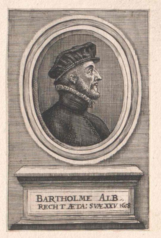 Albrecht, Bartholomäus