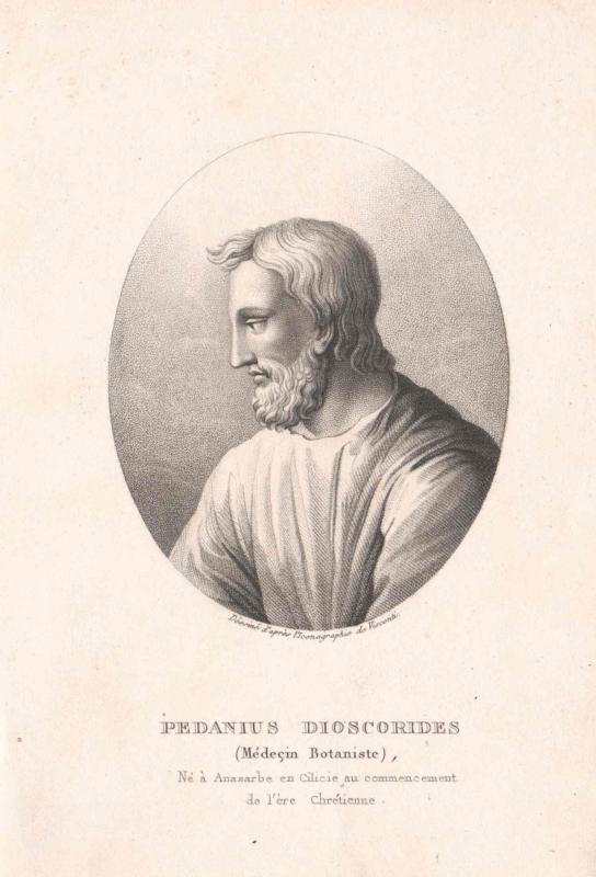 Pedanios Dioskurides
