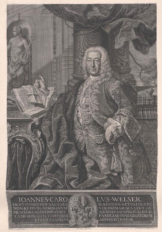 Welser von Neunhof, Johann Karl