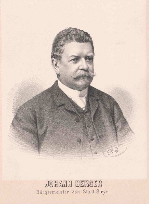 Berger, Johann