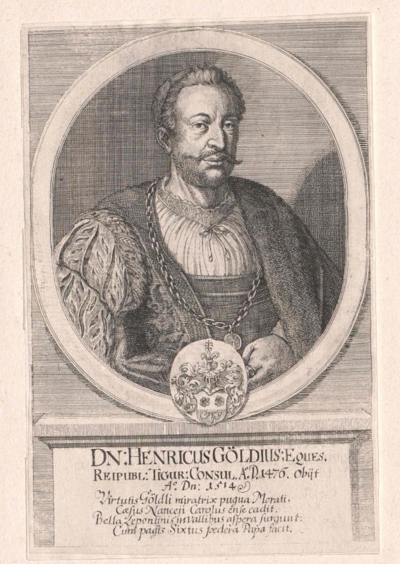 Göldli, Heinrich Ritter von