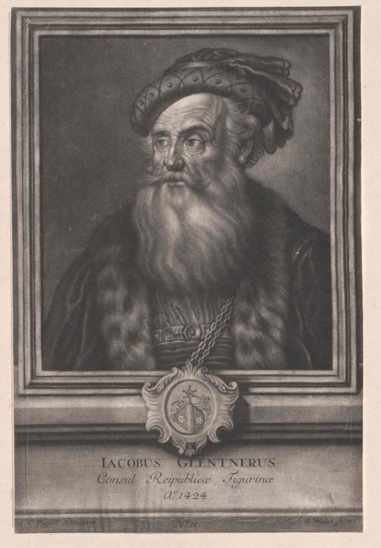 Glentner, Jakob
